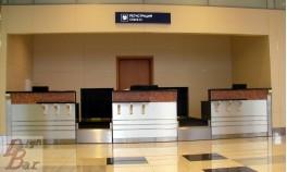 Стойка регистрации багажа