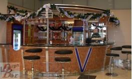 Барные стойки аэропорт Внуково